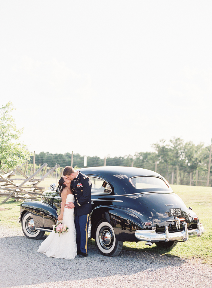 claire & jobie: a virginia winery wedding » Ashley Relvas Photography